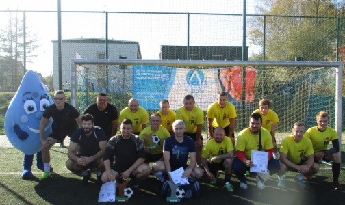 Charity football tournament